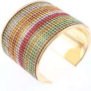 Jewelry - HOT🔥🆕RHINESTONE CUFF BRACELET
